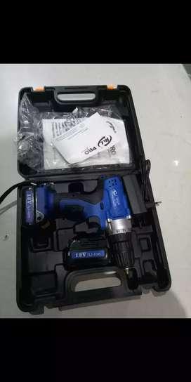 H & L cordless 12V ( bor baterai)