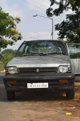 Maruti 800 A/C Model for sale !!