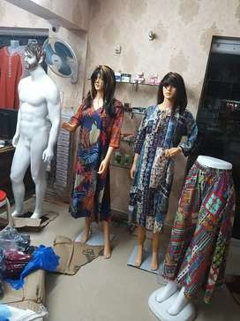 A ladies garments shop for sell