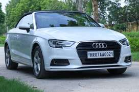 Audi A3 Cabriolet Others, 2018, Petrol