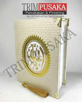 Cetak Buku Yasin Soft Cover Dan Hard Cover