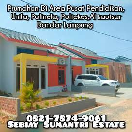 Prumahan Di Area Kampus Poltekes Bandar Lampung
