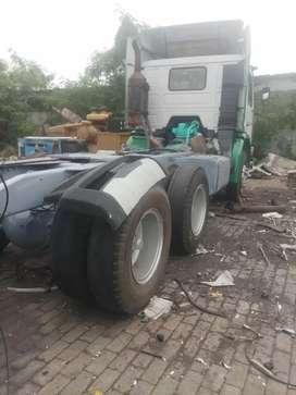 Scania P 113 HL 1995 6x4 Jalan Normal