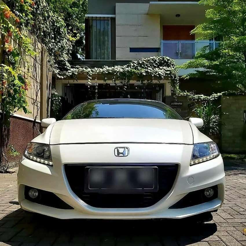 HONDA CRZ 1.5 sport coupe(2 pintu),km 10 ribuan 0