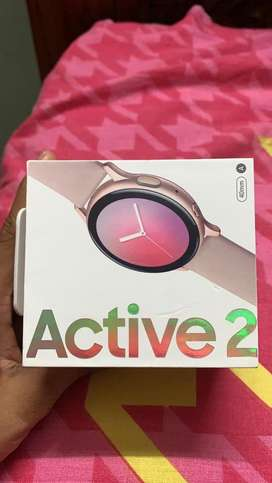 Samsung Galaxy Watch Active 2 - Brand New