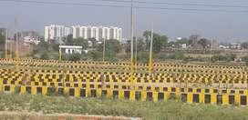 At Faizabad road BBD Green city