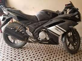 R15 black, Well maintained, good condition.