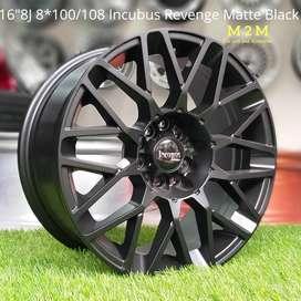 Incubus Revenge series wheels