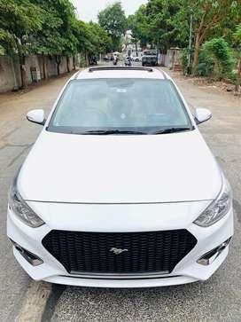 Hyundai Verna VTVT 1.6 SX Option, 2019, Petrol