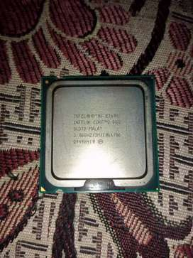 Intel Core 2Duo Processor