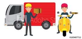 Ven delivery boy job panvel location