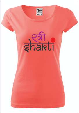 100% COTTON SUBLIMATION PRINTED LADIES T-SHIRTS