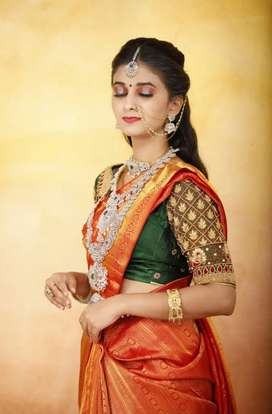Celebrity bridal makeup