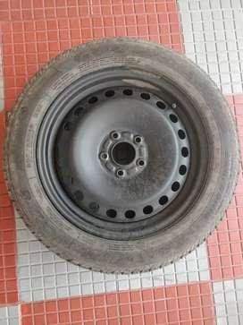 Car Tyre (Goodyear company)