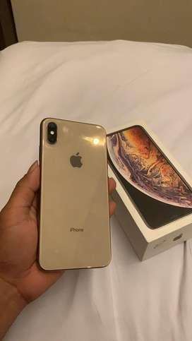 iphone xs max 256gb normal mulus