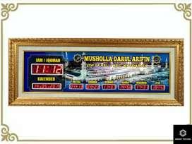 Jual Jam Digital Masjid Palangkaraya Kota