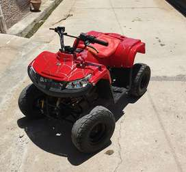 Quad Bike 125cc (New Condition)