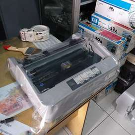 Printer epson lx310 seken berkwalitas supporr winds 10 bisa  u laptop