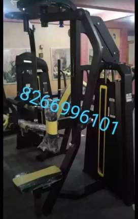 Bajaj gym setup manufacturing factory