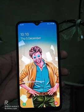 Samsung Galaxy a20 very good condition