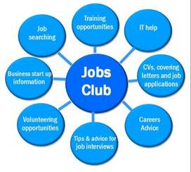 All types of jobs available in Bangalore