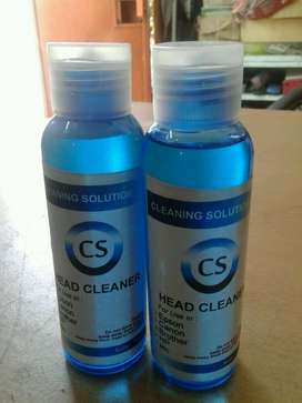cleaning solution head cleaner printer 100 ml