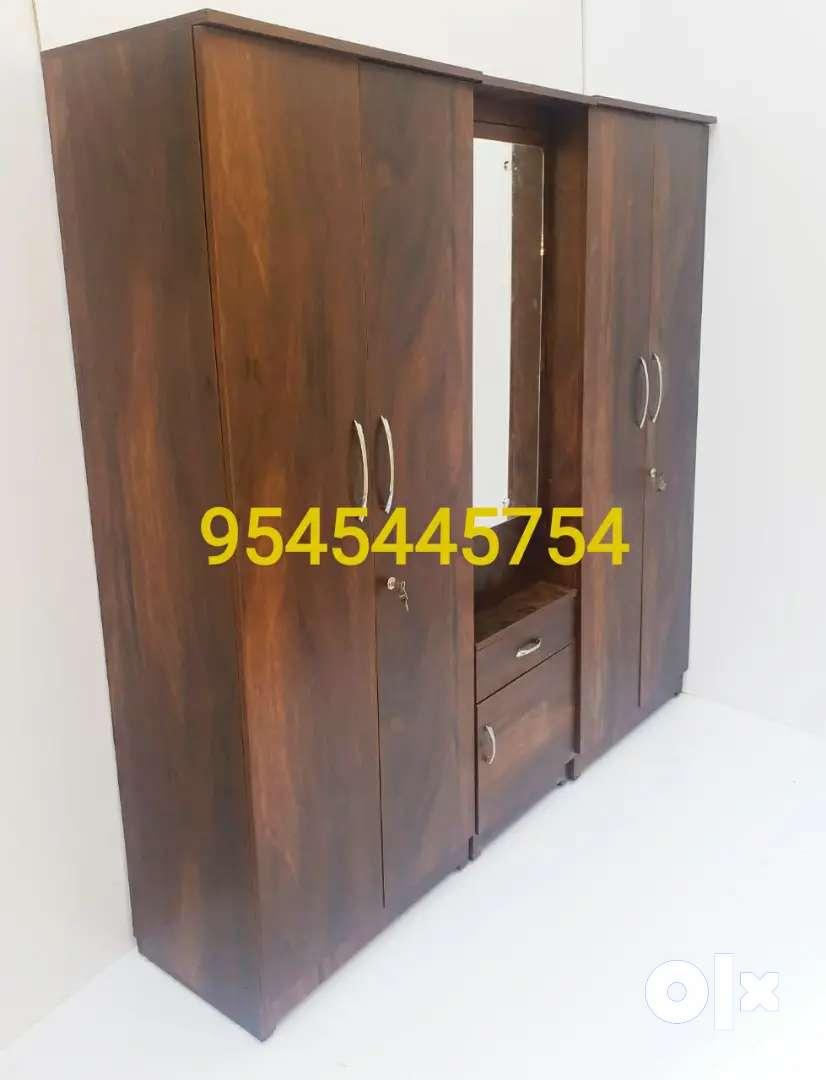Brand New 5 Door wardrobe/cupboard/almari direct from manufacturer