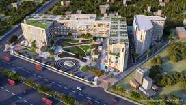 Investment option at HLP's Social Square