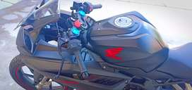 CBR 250cc Baru/new dipake Sebulan