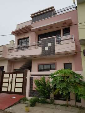 6 marla house in raja garden