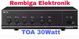 Toa Ampli 30 watt