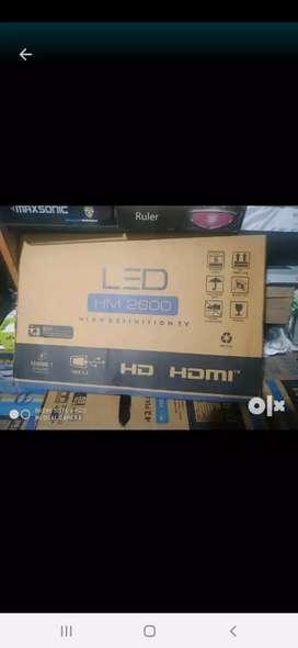 SPLENDOR AND 32 INCH LED TV 32 INCH SMART LED