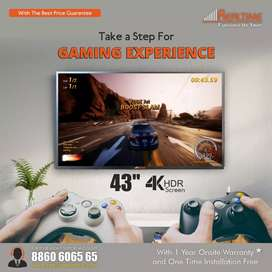 Smart 4kBRAND NEW SMART 43 INCH LED TV  WITH 2 YEAR WARRANTY