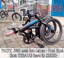 Sepeda Lipat Folding Pacific Cakram 2980HT