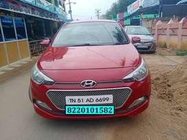 Hyundai I20 Asta 1.4 Automatic with AVN, 2015, Diesel