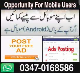 Online advertisements & Marketting