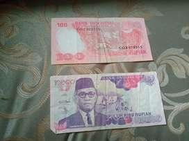 Uang rupiah lama