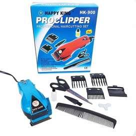 Hair Clipper Professional Blue Edition
