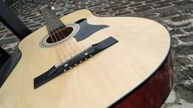 Juarez acoustic guitar. Model no.JZR38