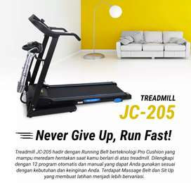 Treadmill jc 205