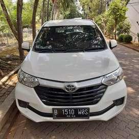 Toyota Avanza tipe e 2017