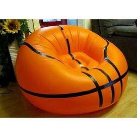 sofa santai bola basket