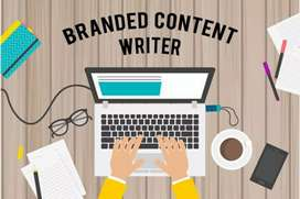 Content Writer Now Available every time