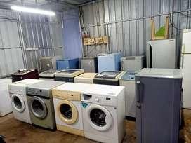 Fridge and washing machine at lowest price