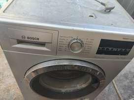 Bosch washing machine front load