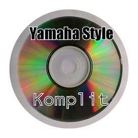 Style keyboard yamaha