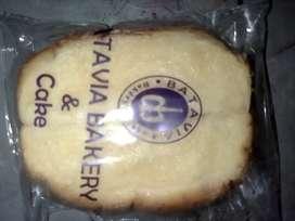 Roti sisir mentega Batavia bakery and cake