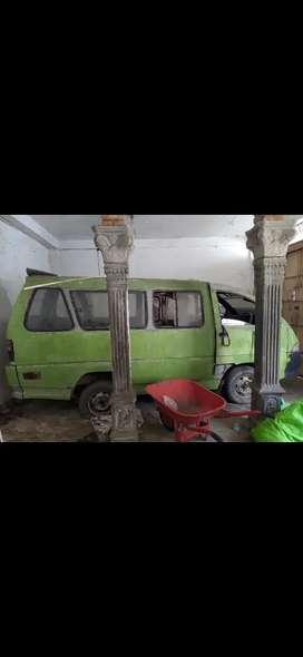 Mobil bekas angkot, daihatsu espass Rp.10.000.000 nego
