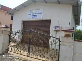 600 sqft shop/ godown for rent at korangrapady udupi