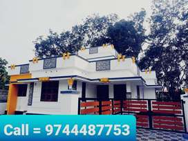 New Home For Sale ,Ettumanoor